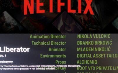 Kancelaria pomaga w produkcji NETFLIX'A